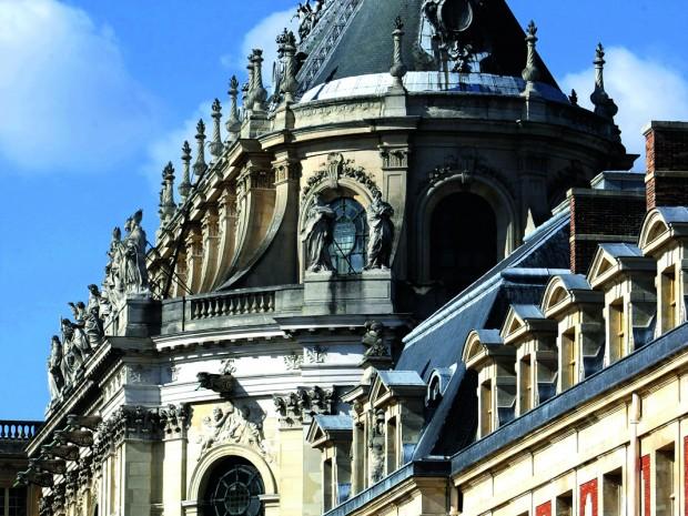 Lodewijk XIV had één doel in zijn leven: het meest glorieuze paleis van Europa bouwen.