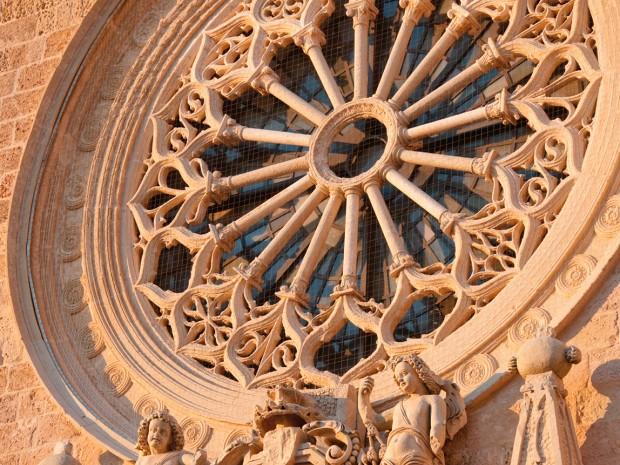 De kathedraal van Otranto.